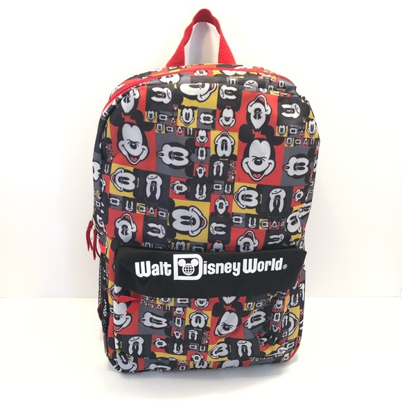 3181a59eb Disney Parks Bags | Walt Disney World Mickey Mouse Authentic ...